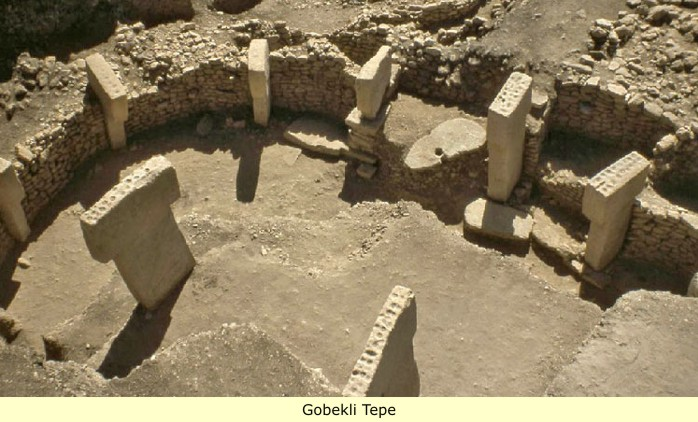Anatolia Catal Huyuk And Gobekli Tepe The Ancient Black