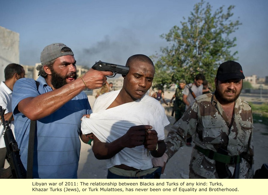 Black Canaan The Arab Eurasian Invasion