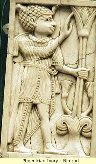 canaanites phoenicians