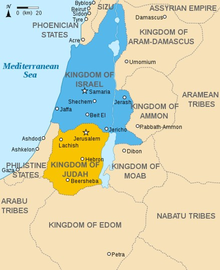 black canaan the first settlements
