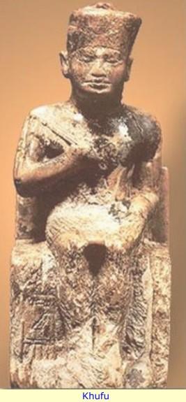 king khufu El nombre khéops es la forma grequizada dada por heródoto al nombre khufu -un hipocorístico del nombre personal del rey, khnum-khufuy- sin embargo,.