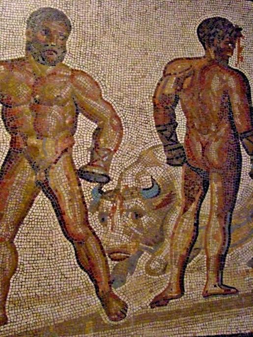 Etruscans to latins