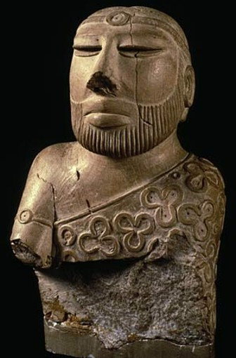 The Indus Valley Mohenjo Daro Harappa Ancient Man And