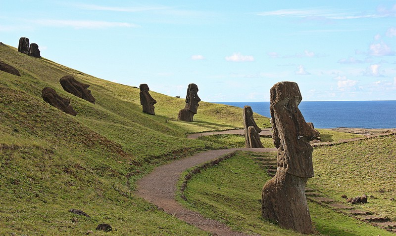 Rapa Nui (Easter Island) and it's People