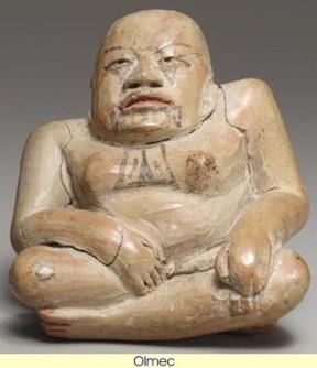 Olmec People the Olmec were remnants