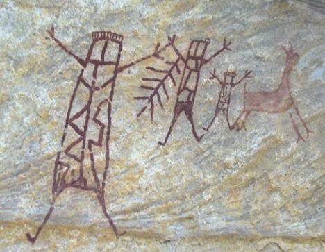 prehistoric tropical animals
