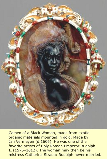 Additional Art of Medieval and Renaissance era Blacks in ...