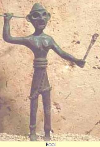 Baal God Of Canaanites | www.pixshark.com - Images ... Baal Canaanite God