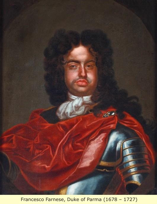 duke charles louis frederick of mecklenburg