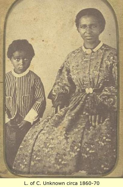 black americans 1800s