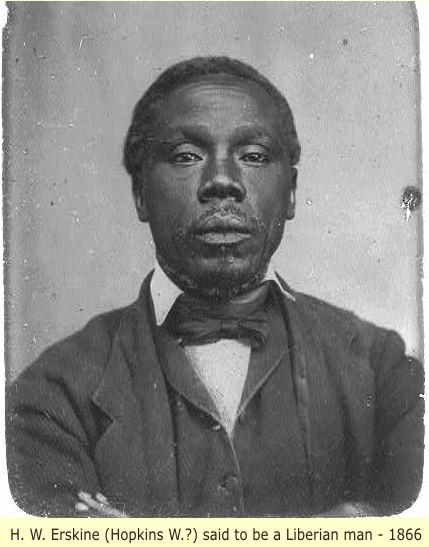 Black Americans - 1800s Americans