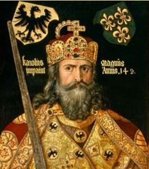 """the life and times of frankish king and roman emperor charlemagne Charlemagne's empire: the resurrection  justify the papal bestowal of """"roman emperor"""" on a frankish king,  the life and times of an early medieval emperor."""