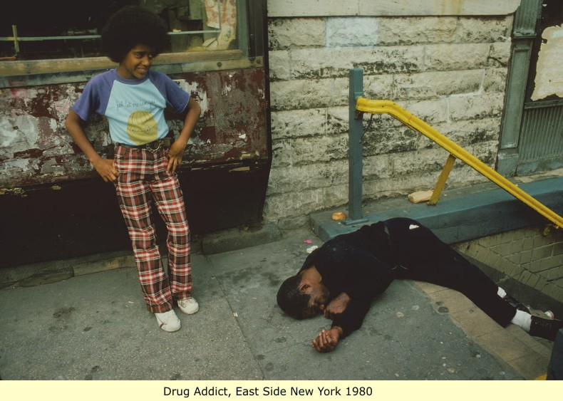 Anatomy of the War on Drugs in Black and White