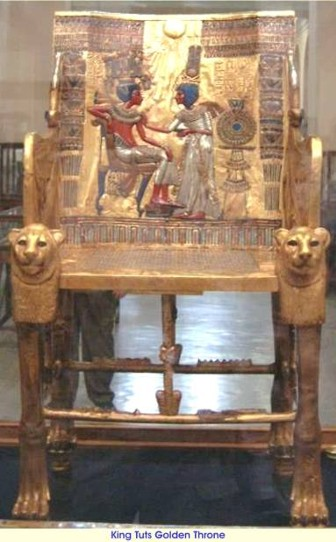 Photos Of Ancient Egyptian Furniture.