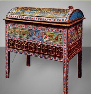 Lovely Photos Of Ancient Egyptian Furniture.
