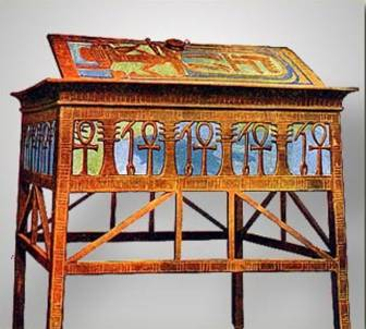 Ancient Egyptian Furniture Pictures