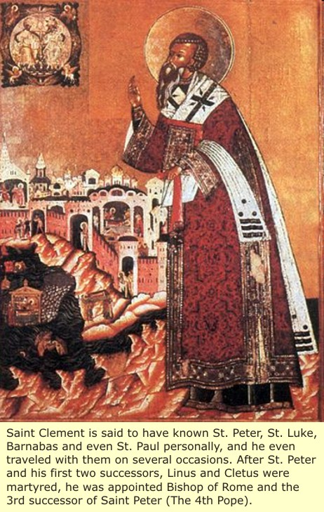 Via dolorosa of jerusalem jalan kesengsaraan jesus kristus driwancybermuseum 39 s blog for Comfaience saint clement
