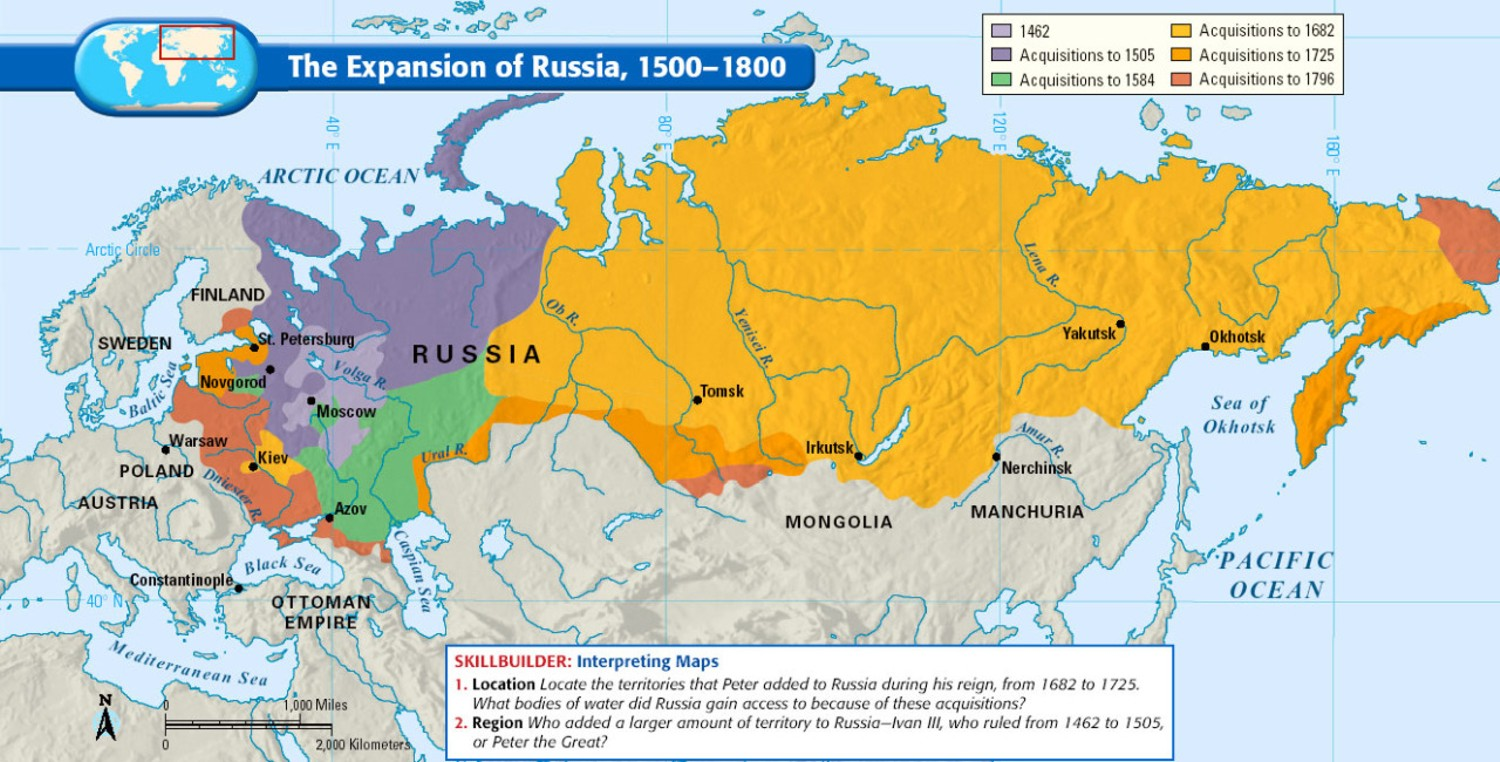 History of Ancient Russia: Briefly about Vladimir Monomakh 8