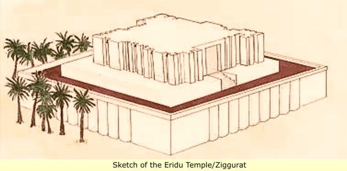 Ziggurat Ancient Man And His First Civilizations
