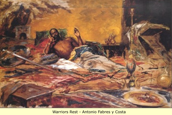 Arab and Berber (Moor) Paintings: Other