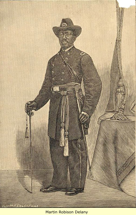 delany martin robison a african american journalist history essay American history essays  madison washington of frederick douglass' the heroic slave and henry blake of martin delany's blake or the huts of america serve as models .