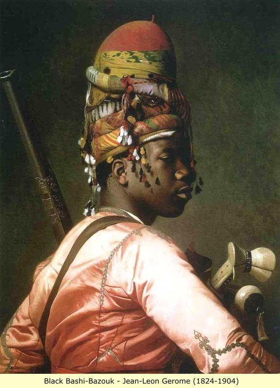 Arab and berber moor portraits - Dipinse il bagno turco ...
